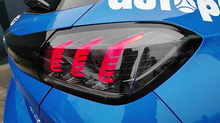"Renkame ""Tautos automobilį 2020"" : ""Peugeot 208"""