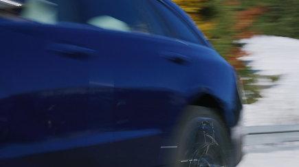 """""""Mercedes-Benz"""" pristatė naująją C klasę (universalas)"""