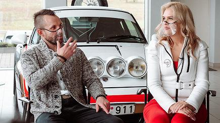 Gazas ir Stabdis. Vairuojančios moterys LadiesGO jungiasi prie V.Žalos, G.Notkaus ir projekto Karys-lenktynininkas
