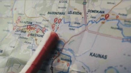 """Provokuojantis """"Krizių tyrimo centro"""" vaizdo kilpas"""