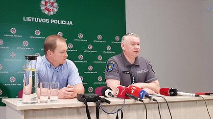 Klaipėdos policija apie sulaikytą vieną ieškomiausių Lietuvos nusikaltėlių: turėjo ne vieną tapatybę