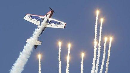 """""""Kylam"""". Nuo sparno iki burės – kas bendro tarp aviamodeliavimo ir buriavimo?"""