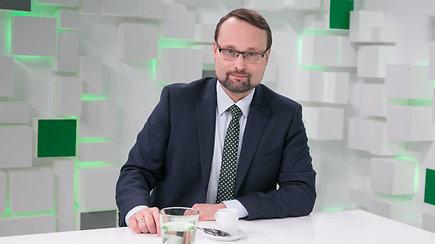 Kultūros ministras M.Kvietkauskas: apie žiniasklaidos laisvę, pokyčius ir būsimus darbus