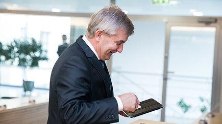 Viktoro Pranckiečio komentaras po balsavimo dėl Remigijaus Žemaitaičio