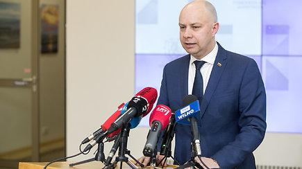 Vyriausybės ekstremalių situacijų komisijos komentarai dėl koronaviruso Lietuvoje