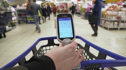 Išbandėme Lietuvoje dar neregėtą naujovę: susidedi prekes ir keliauji namo