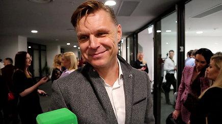 """Edgaras Jankauskas pripažino, kad išsiskyrė su """"Olialia"""" mergaite"""
