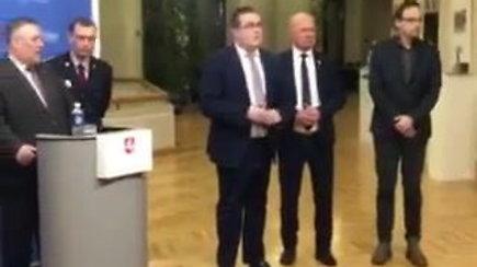 Vyriausybė paskelbė apie pirmąjį koronaviruso atvejį Lietuvoje