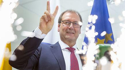 Viktoras Uspaskichas įvardino, kokias pareigas galėtų eiti kiti kandidatai į Vilniaus miesto merus