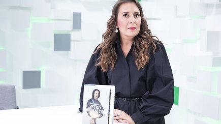 """Pokalbis su Kristina Sabaliauskaite apie jos naująjį romaną """"Petro imperatorė"""""""