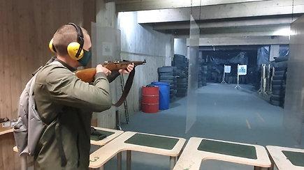Nelegalių ginklų aklavietė – policininką nušovęs S.Brasas šautuvo be pasekmių policijai atiduoti negalėjo