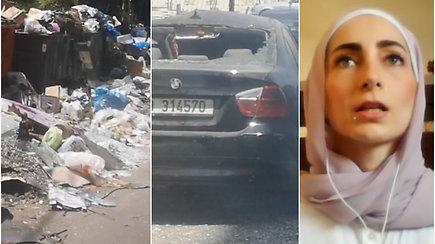 """Specialiai 15min iš Beiruto: """"Trūksta žodžių apibūdinti šiai katastrofai"""""""