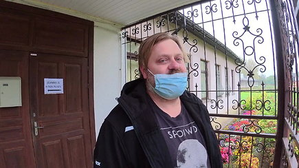Nemenčinės apygardos rinkėjai prisiminė S.Skvernelio keliuką: dėl to ir balso pagailėjo