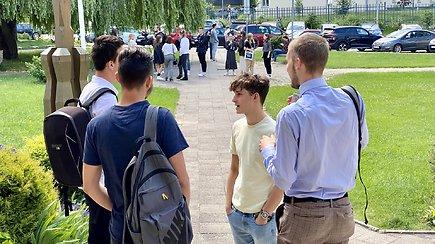 Abiturientų įspūdžiai po istorijos egzamino: pasitaikė ir netikėtų temų
