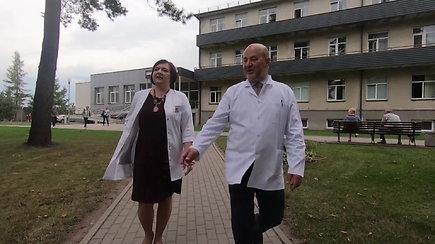 """""""Lietuvos Hipokrate"""" – pokyčių vaidmuo medicinoje: """"Kai gali save realizuoti, eini tik aukštyn"""""""