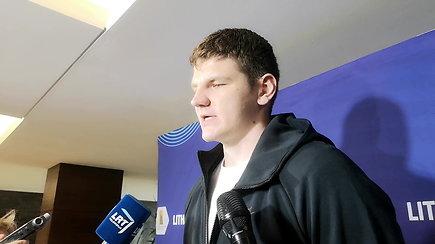 """Artūras Gudaitis nekomentavo, bet ir nepaneigė gandų apie perikėlimą į """"Zenit"""""""