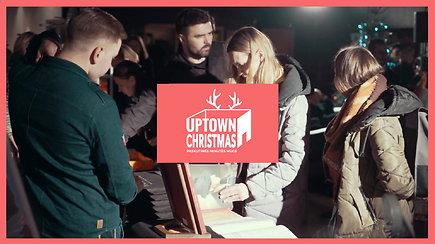 """""""Uptown Christmas"""": Paskutinės minutės mugė"""