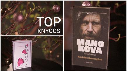TOP 15: geriausios 2018-ųjų knygos
