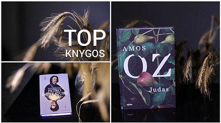 Rugpjūčio TOP-11: knygos, kurias verta perskaityti