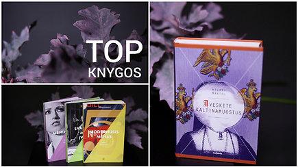Mėnesio knygų TOP: nuo prikaustančio istorinio romano iki sovietinio patriotizmo ar aukštuomenės dugno