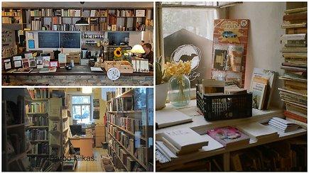 Trys išskirtiniai knygynai, kuriuos verta aplankyti Vilniuje