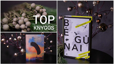 TOP 15: geriausios verstinės 2019-ųjų knygos