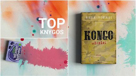 Knygų TOP 8: kova už gamtą, kelionė į tamsą ir ramybės paieškos chaoso pasaulyje