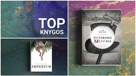 Knygų TOP 10 : Rusijos revoliucija, detektyvai, kosminės ir žemiškos kelionės