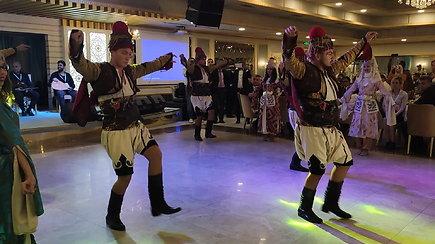 Turkijos nacionaliniai šokiai