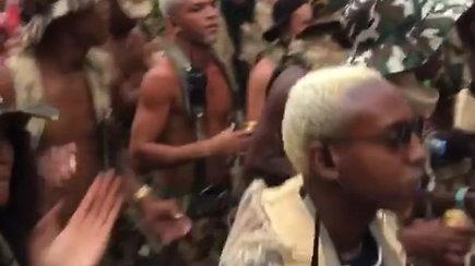 Gyvendamas Rio de Žaneire Artūras Kudelko stebėjo ir žymųjį karnavalą