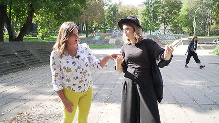 """""""Miesto paslaptys"""": Reformatų skvero laiptų istorija ir širdelėmis pažymėtų medžių mįslė"""