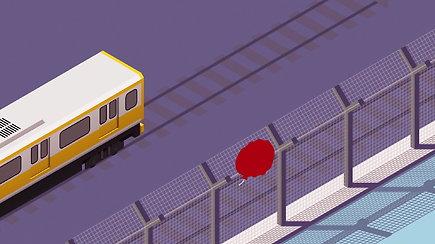Aptarkite su vaikais: 6 svarbios geležinkelių taisyklės