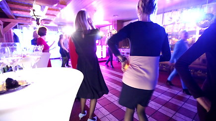 Žemės ūkio ministerijoje – trankus vakarėlis su šokiais ir alkoholiu