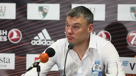 """Šarūnas Jasikevičius: """"Šiandien mes esame raitelis be galvos"""""""