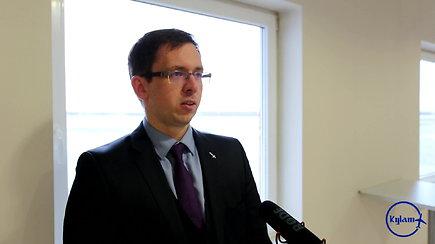 """""""Kylam"""": CAA reforma pasiekė finišo tiesiąją"""