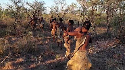 Unikaliuose lietuvio kadruose – genčių gyvenimas iš arti ir atokiausi Afrikos kampeliai