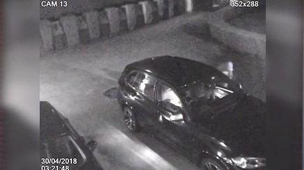 Anglijoje siautėjusi automobilių vagių gauja pasiųsta į kalėjimą: nusikaltėliai buvo lietuviai