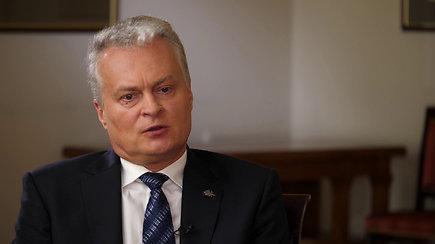 G.Nausėda: apie nerimą dėl visuomenės, LGBT asmenų teises, Baltarusiją, futbolą ir krepšinį
