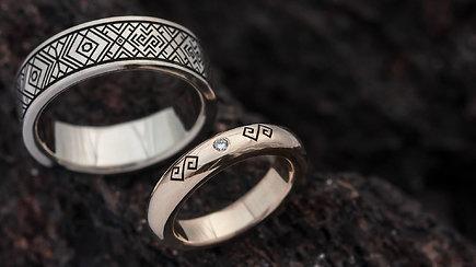Juvelyrė atskleidė, kokius žiedus renkasi šiuolaikiniai jaunavedžiai ir kiek už tai sumoka