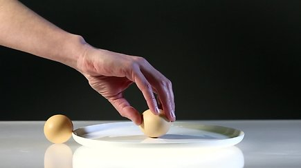 Du triukai su kiaušiniais, kuriuos verta žinoti