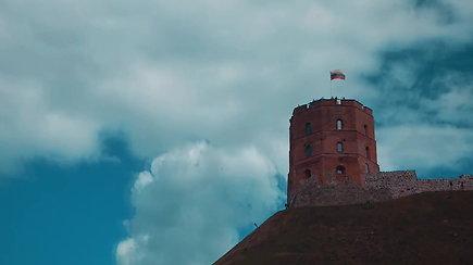 Jūratės Stasiūnaitės videoreportažas apie Lietuvą ir madą