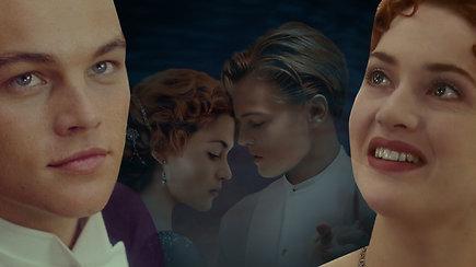 """20 metų po legendinio filmo """"Titanikas"""" premjeros"""