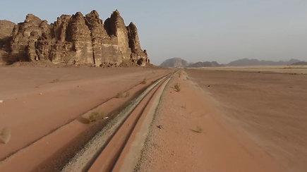Jordanija – kuo gundo dykumų apsuptas istorijos lobynas?
