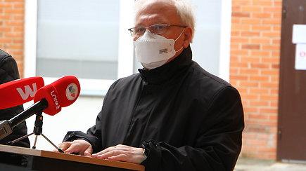 Iš Panevėžio: apie antrąjį mirties nuo COVID-19 atvejį ligoninėje bei susirgusį darbuotoją