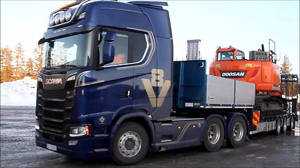 """Scania winter 2020"""