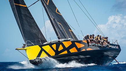 """Pasaulinis dėmesys kreipiamas į Baltijos jūrą – Klaipėdoje prasideda varžybos """"The Ocean Race"""""""