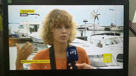 """Mergaitės komentaras laidoje """"Labas rytas, Lietuva"""" išmušė iš vėžių Igną Krupavičių"""