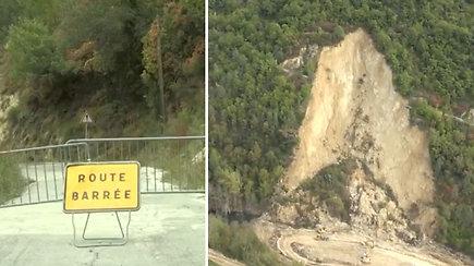 Atskirti nuo civilizacijos: Alpių aukštumose jau 6 mėn. įkalinti dviejų kaimelių gyventojai