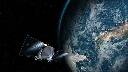 Dėl galimo susidūrimo vieną pavojingiausių Žemei asteroidų pasiekė NASA zondas