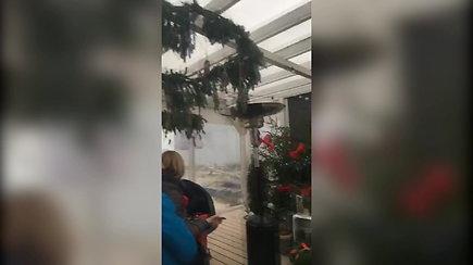 Švenčių magija Kalėdų Senelio rezidencijoje prie jūros